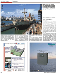 Maritime Reporter Magazine, page 44,  Jun 2, 2010