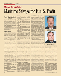 Maritime Reporter Magazine, page 46,  Jun 2, 2010 House of Lords