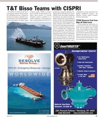 Maritime Reporter Magazine, page 47,  Jun 2, 2010