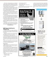 Maritime Reporter Magazine, page 49,  Jun 2, 2010