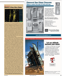 Maritime Reporter Magazine, page 61,  Jun 2, 2010