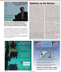 Maritime Reporter Magazine, page 63,  Jun 2, 2010