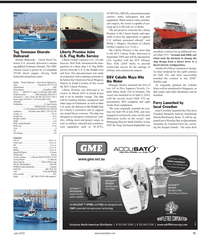 Maritime Reporter Magazine, page 71,  Jun 2, 2010 Queensland