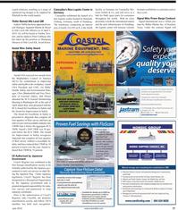 Maritime Reporter Magazine, page 77,  Jun 2, 2010