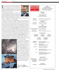 Maritime Reporter Magazine, page 6,  Jun 2, 2010
