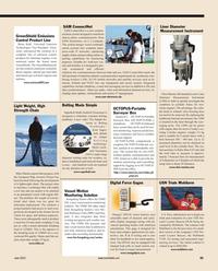 Maritime Reporter Magazine, page 83,  Jun 2, 2010