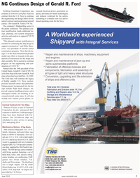Maritime Reporter Magazine, page 7,  Jun 2, 2010 Navy
