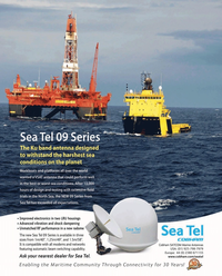 Maritime Reporter Magazine, page 3rd Cover,  Jun 2, 2010
