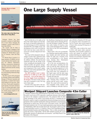 Maritime Reporter Magazine, page 12,  Jul 2010