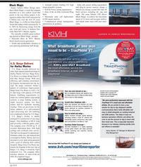 Maritime Reporter Magazine, page 13,  Jul 2010