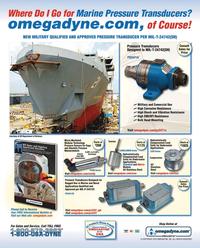 Maritime Reporter Magazine, page 1,  Jul 2010