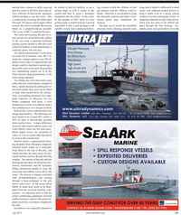 Maritime Reporter Magazine, page 31,  Jul 2010