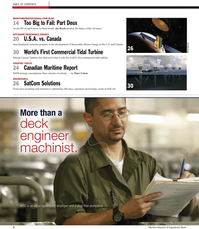 Maritime Reporter Magazine, page 2,  Jul 2010