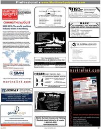 Maritime Reporter Magazine, page 47,  Jul 2010