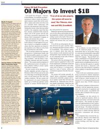 Maritime Reporter Magazine, page 8,  Aug 2010 Rex Tiller
