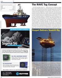 Maritime Reporter Magazine, page 10,  Aug 2010 Wong Kok Seng