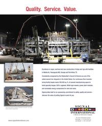 Maritime Reporter Magazine, page 13,  Aug 2010