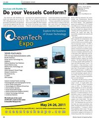 Maritime Reporter Magazine, page 22,  Aug 2010 Advisory Committee