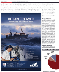 Maritime Reporter Magazine, page 26,  Aug 2010 Floating Production Systems