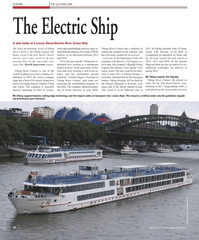Maritime Reporter Magazine, page 4th Cover,  Aug 2010