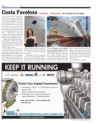 Maritime Reporter Magazine, page 12,  Sep 2010