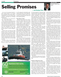 Maritime Reporter Magazine, page 18,  Sep 2010