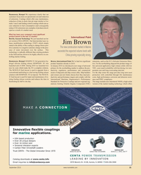 Maritime Reporter Magazine, page 21,  Sep 2010