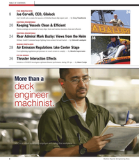 Maritime Reporter Magazine, page 2,  Sep 2010