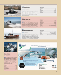 Maritime Reporter Magazine, page 39,  Sep 2010
