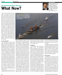 Maritime Reporter Magazine, page 18,  Oct 2010