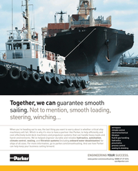 Maritime Reporter Magazine, page 23,  Oct 2010