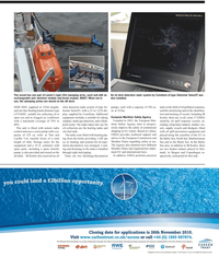 Maritime Reporter Magazine, page 25,  Oct 2010