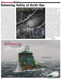Maritime Reporter Magazine, page 26,  Oct 2010