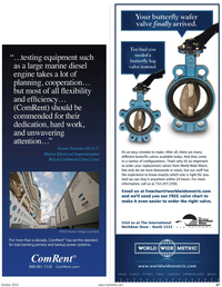 Maritime Reporter Magazine, page 27,  Oct 2010
