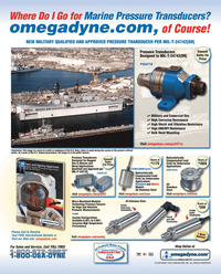 Maritime Reporter Magazine, page 1,  Oct 2010