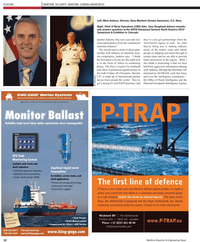 Maritime Reporter Magazine, page 32,  Oct 2010