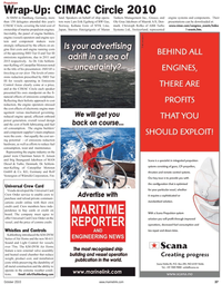 Maritime Reporter Magazine, page 37,  Oct 2010