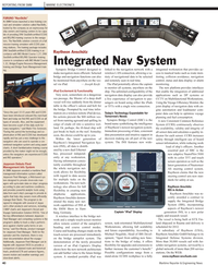 Maritime Reporter Magazine, page 40,  Oct 2010
