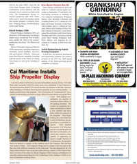 Maritime Reporter Magazine, page 51,  Oct 2010