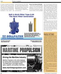 Maritime Reporter Magazine, page 98,  Nov 2010