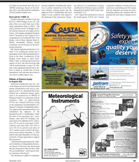 Maritime Reporter Magazine, page 101,  Nov 2010