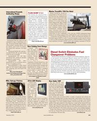 Maritime Reporter Magazine, page 105,  Nov 2010