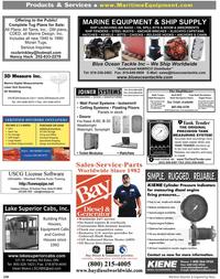 Maritime Reporter Magazine, page 110,  Nov 2010