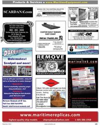 Maritime Reporter Magazine, page 111,  Nov 2010