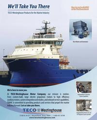 Maritime Reporter Magazine, page 11,  Nov 2010