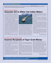 Maritime Reporter Magazine, page 12,  Nov 2010