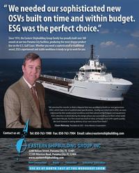 Maritime Reporter Magazine, page 19,  Nov 2010
