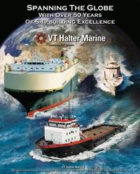 Maritime Reporter Magazine, page 21,  Nov 2010