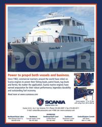 Maritime Reporter Magazine, page 1,  Nov 2010