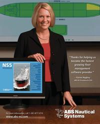 Maritime Reporter Magazine, page 30,  Nov 2010